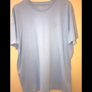 Polo Ralph Lauren Classic Fit, Crew-Neck,Tee Shirt